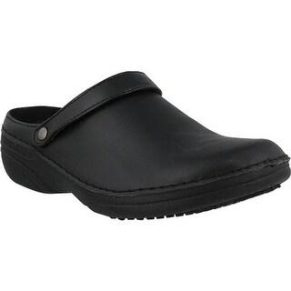 Spring Step Women's Ireland Black Leather