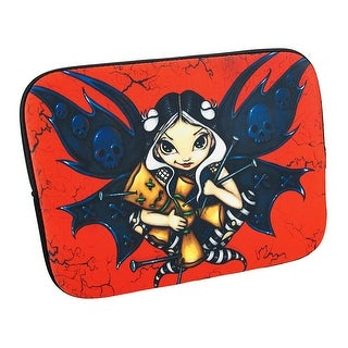 Red/Black `Fairy Voodoo` Strangeling Fairy Tablet Sleeve