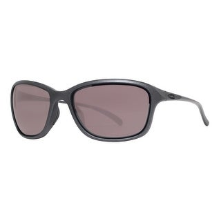 Oakley She's Unstoppable OO9297-05 Steel Gray Prizm Daily Polarized Sunglasses - Steel Gray - 59mm-17mm-134mm