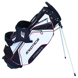 Tour edge golf ubaexsb32 exotics xtreme3 stand bag blkw - Black