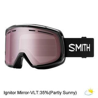 Smith Range Goggles Adults - Black