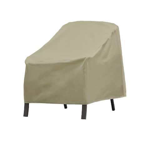 "Modern Leisure Basics Outdoor Patio Chair Cover, 33""W x 34""D x 31""H"