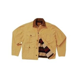 Schaefer Western Jacket Mens Blanket Lined Vintage Brush 306