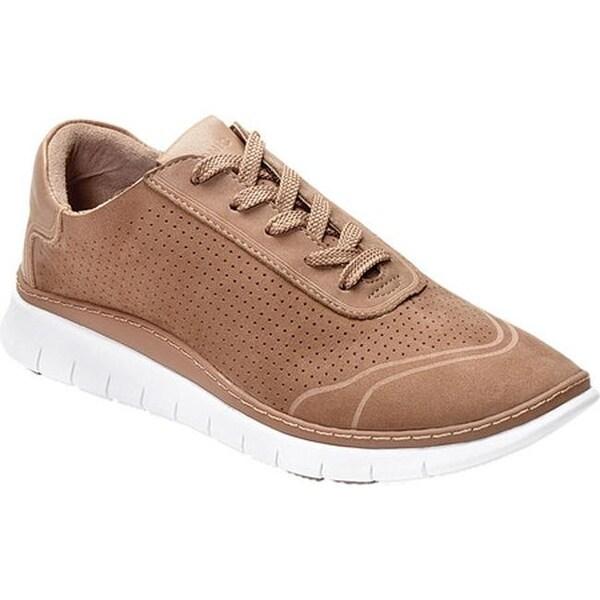 Riley Sneaker Sand Leather/Nubuck