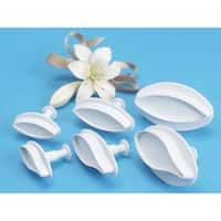 Veined Lily - Plunger Cutters 2/Pkg