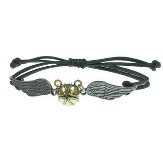 Harry Potter Golden Snitch Cord Bracelet