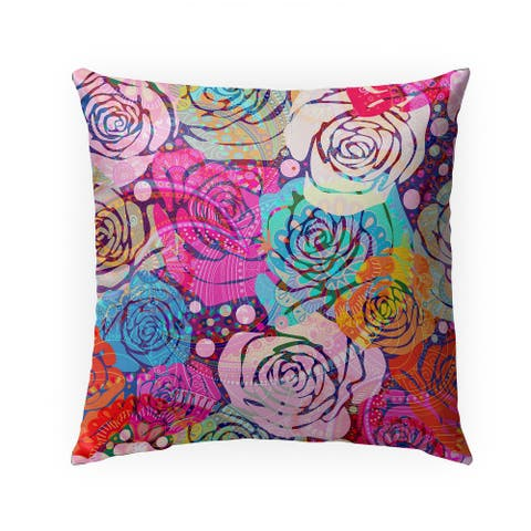 EDIE Indoor-Outdoor Pillow By Kavka Designs