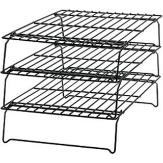"""8.5""""X15.875""""X9.875"""" - Excelle Elite 3 Tier Cooling Rack"""