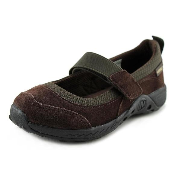 Merrell Jungle Moc Sport MJ  W Round Toe Suede  Walking Shoe
