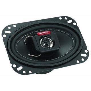 Matrix 4 x 6 inch 2-Way Speakers (Pair)