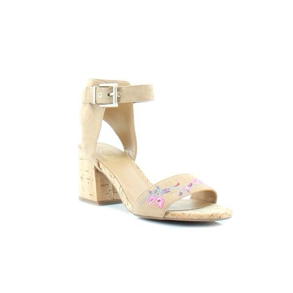 Franco Sarto Melody2 Women's Sandals & Flip Flops Camel