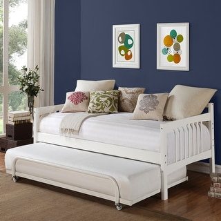 Link to Avenue Greene Elda Twin Daybed Similar Items in Kids' & Toddler Furniture