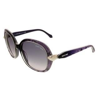 Roberto Cavalli RC875/S  Keid  Round Sunglasses