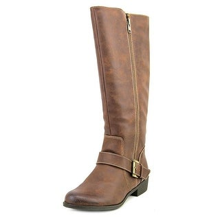 Naturalizer Vera Cruz   Round Toe Synthetic  Mid Calf Boot