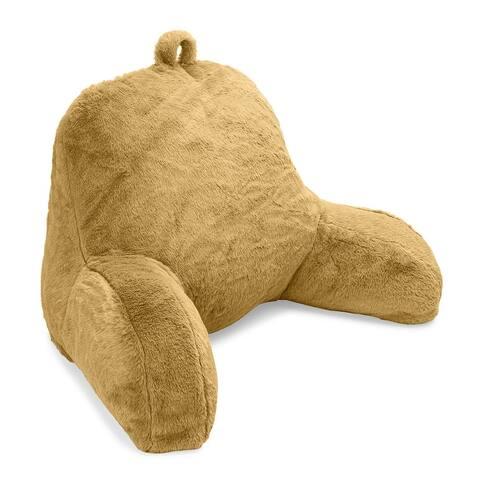 Sherry Kline Adult Faux Fur Backrest Pillow