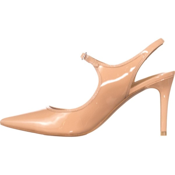 Coach Womens Simonna Pointed Toe Mary Jane Pumps