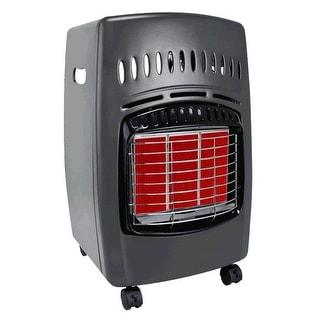 Comfort Glow GCH480 Propane Cabinet Heater - gray
