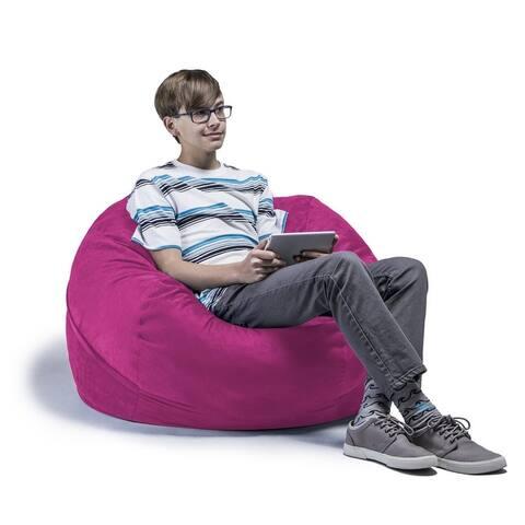Jaxx 3' Kids Bean Bag Chair