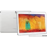 "Samsung 16GB Galaxy Note 2014 Edition 10.1"" Wi-Fi Tablet (White)"