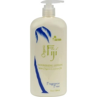 Organic Fiji - Fragrance Free Nourishing Lotion ( 1 - 12 FZ)