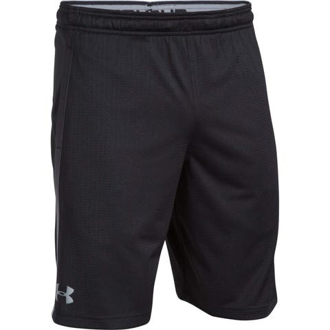 Under Armour Men's Side Pockets Tech Mesh Loose Shorts