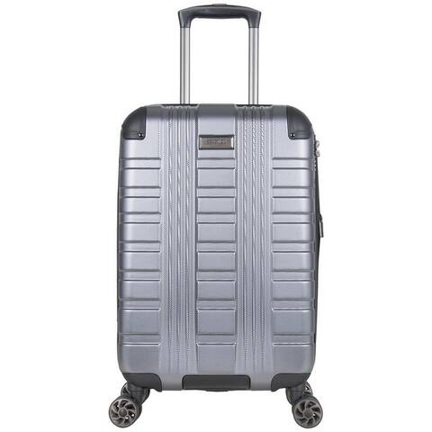 Kenneth Cole Reaction 'Scotts Corner' 20in Expandable 8-Wheel Spinner Carry On Hardside PET Luggage With TSA Lock