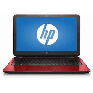 Manufacturer Refurbished - HP 15-F272WM 15.6 Laptop Intel Pentium N3540 2.16GHz Quad-Core 4GB 500GB Win10