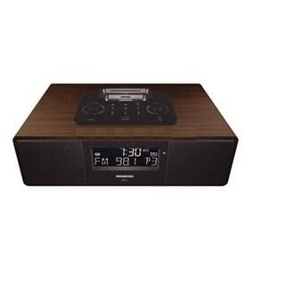 Sangean WR-5 13.3 AM-FM Wooden HiFi Radio with Ipod Dock