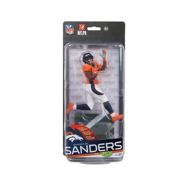 Denver Broncos McFarlane NFL Series 37 Figure: Emmanuel Sanders