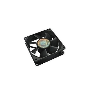 Cooler Master Rifle Bearing 80Mm Silent Cooling Fan For Computer Cases And Cpu Coolers