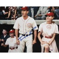Tom Hanks Signed 11x14 A League Of Their Own Photo PSA AD83939