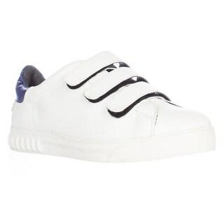 Circus by Sam Edelman Chase Triple Strap Fashion Sneakers - Bright White