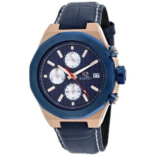 Roberto Bianci Men's Fratelli Blue Dial Watch - RB0135