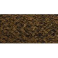 "Brown - Leopard Print Tulle 6""X10yd Spool"