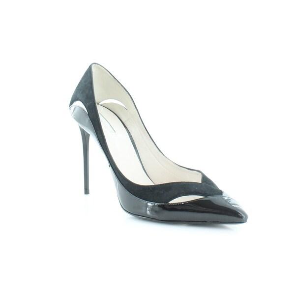 Giorgio Armani X1E533 Decollete Women's Heels Nero Nero - 9