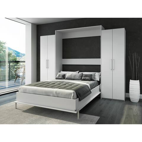 Stellar Home Furniture Urban Queen Wall Bed
