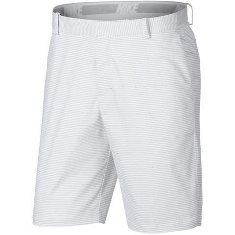 Nike Mens Flex Athletic Walking Shorts, white, 42