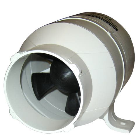 Johnson pump 3 in-line blower 158 cfm 12v