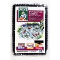 Easy Gardener 16570 Ross Pool And Pond Netting 7 X 10 Foot