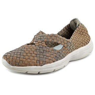 Easy Spirit e360 Quest Round Toe Canvas Sneakers