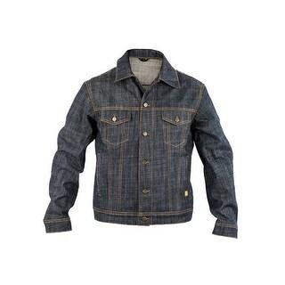 StS Ranchwear Western Jacket Mens Denim Peyton Snap Blue STS9766