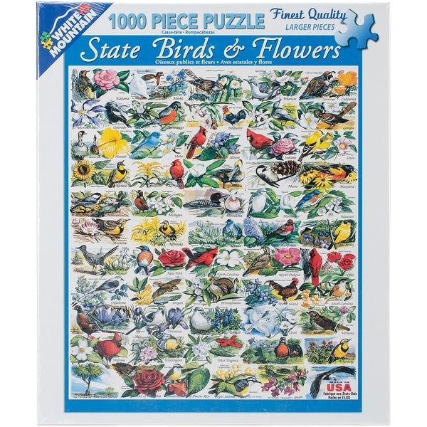 Jigsaw Puzzle X30 State Birds