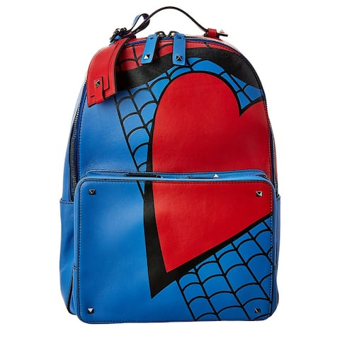 Valentino Super-H Spiderman Backpack - NoSize