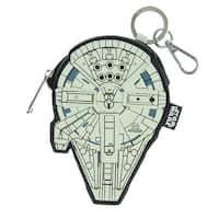 Loungefly X Star Wars Millennium Falcon Coin Bag - One Size Fits most