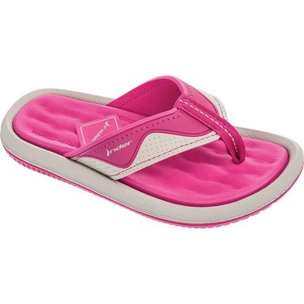 1406edc1ee2 Shop Rider Children s Dunas X Thong Sandal Pink Beige - Free Shipping On  Orders Over  45 - Overstock - 20296941