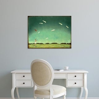 Easy Art Prints Alicia Armstrong's 'From Here On' Premium Canvas Art