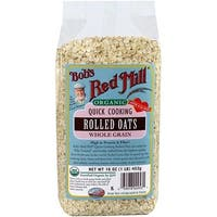 Bob's Red Mill - Organic Quick Rolled Oats ( 8 - 16 OZ)