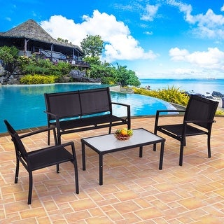 Rustic Patio Furniture Outdoor Seating Dining For Less
