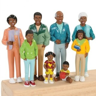 Family Play Set - African-American