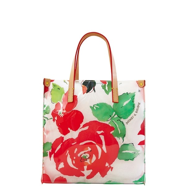 Dooney Bourke Rose Garden Lunch Tote Introduced By At